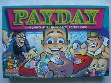pay day game pay day family fun board game e one