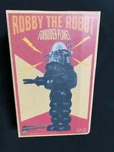 robby the robot x plus robby robot die cast
