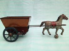 girard marx toy tin lithograph wind up