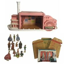 remco 1962 showboat theater playset