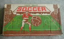 1950 chad valley soccer tinplate table