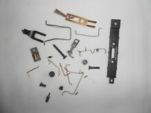 rivarossi ho scale misc parts
