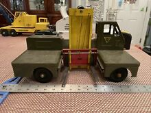 nylint 1950s guided missile carrier