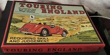 touring game touring england board game complete
