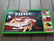 waddingtons cluedo board game for parts great