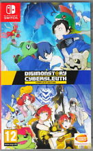 namco digimon story cybersleuth complete