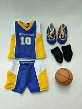 american girl doll accessories official basketball