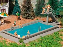 vollmer ho scale 1 87 swimming pool kit