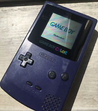 pay day game nintendo game boy color purple