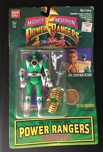 mighty morphin 1994 power rangers tommy green