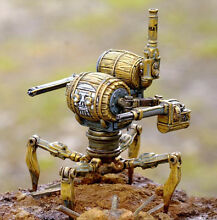 steampunk germania figuren steam 001 auto