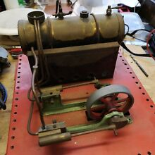 se3 twin cylinder stationary steam