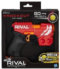nerf rival knockout xx 100 team red fast