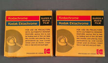 Kodachrome Kodak Movie Film