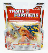 thunder robot transformers robots in disguise