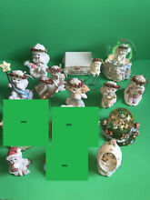 dreamsicles lot 12 collection cherub angel