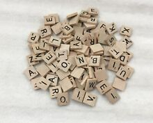 scrabble game replacement part 100 letter
