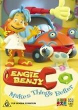 engie benjy makes things better dvd 2006 abc