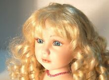 delton porcelain doll head limited edition