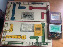 sorry game sorry board game 1930s rare board