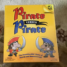 waddingtons buccaneer new pirate versus pirate by out box