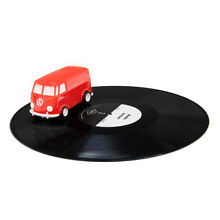 soundwagon record runner volkswagen type2 red