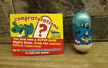 mighty beanz limited edition super moose bean