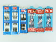 peco ho oo scale 6 turnout switch track