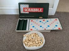 board game scrabble spears games 1948 1955 set