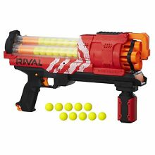 nerf rival artemis xv11 red colour fast