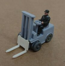 wiking ho scale fork lift driver west