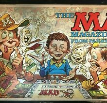 go for it parker the mad magazine board game parker