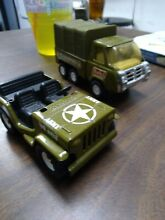 army men stompers buddy l army set