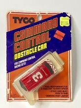 tyco command control new on card