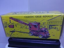 cij reedition renault camion grue