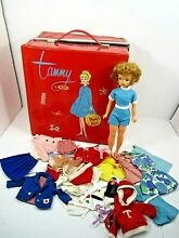 ideal 1960 s tammy doll case doll clothes