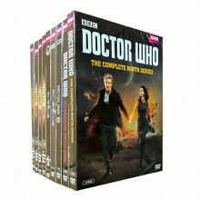 dr who doctor who complete seasons series