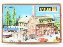 faller ho scale b 265 old factory building