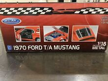 1970 1 18 welly ford mustang boss 302 t