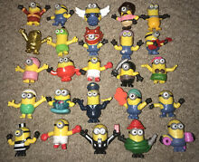 mcdonalds happy meal toy 2020 uk minions rise