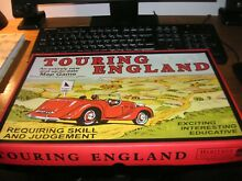 touring game touring england board game only