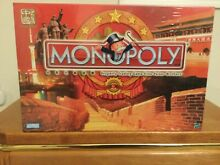 monopoly china great wall edition board game