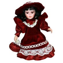 china doll 20cm style victorian porcelain