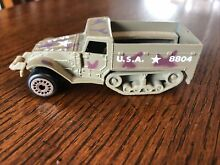 zee toys zylmex armored half track personnel