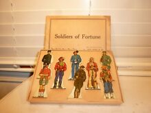 marx toys marx soldiers fortune set in scarce
