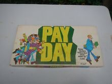 original pay day board game parker
