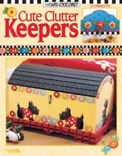 mary engelbreit ent cute clutter keepers book new