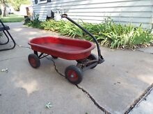1930 child s toy wagon 85 years old neat