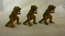 waddingtons lost valley dinosaurs 3 spare t rex playing pieces for
