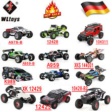 rc car wltoys 2 4g 4wd rc auto high speed